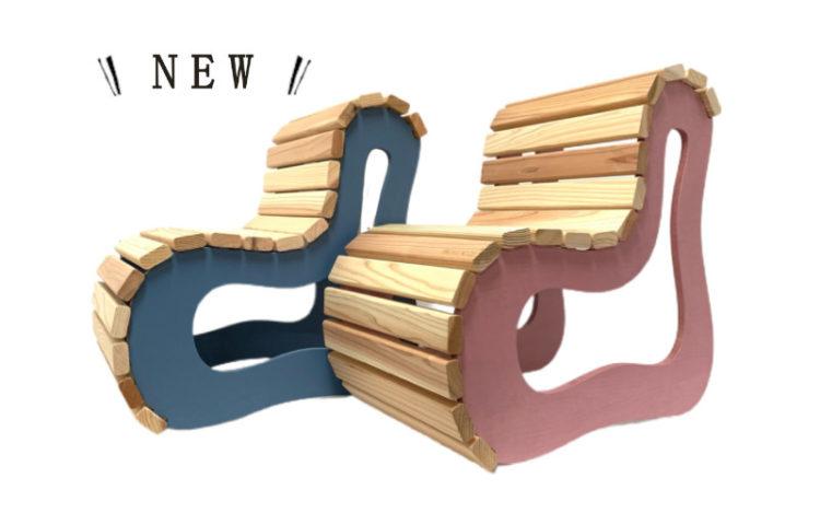 子供椅子 こども椅子 イス DIY  工作キット カラーバージョン NEW