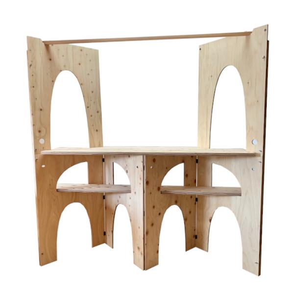 屋台 組み立て式屋台 組み立て式 簡単 収納 移動販売 マルシェ 簡易式